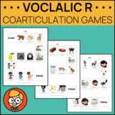 Vocalic R Coarticulation Games