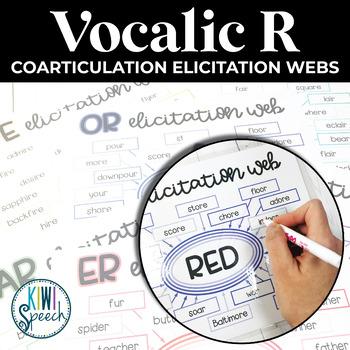 Vocalic R Elicitation Webs - a tool for facilitating vocalic R from prevocalic R
