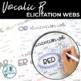 Vocalic R Elicitation Webs - A Coarticulation Tool for Vocalic R