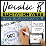 Vocalic R Elicitation Webs - a tool for facilitating vocal