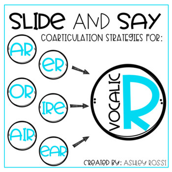 R Articulation For Speech Therapy