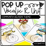 Vocalic R: Pop Up Community Helpers Speech and Language Therapy