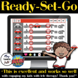 Vocalic R - Speech Therapy - Boom Cards - Ready Set Go!