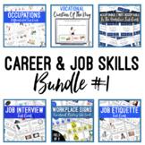 Vocation Job Skills BUNDLE #1 - Career Readiness