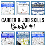 Career & Job Skills BUNDLE #1
