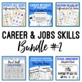 Vocation Job Skills BUNDLE #2 - Career Readiness