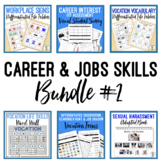 Vocation Job Skills BUNDLE #2 - Career Readiness