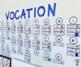 Vocation Life Skills Word Wall - Career Job Skills