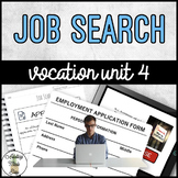 Vocation Unit 4 Bundle - Job Search