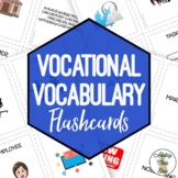 Vocation Vocabulary Flashcards & Activities