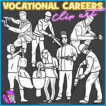 Vocational Careers clip art