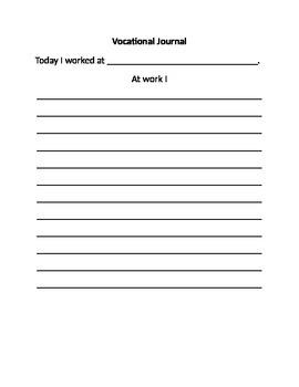 Vocational Journal