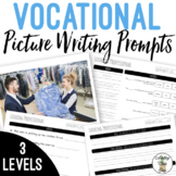 Vocational Picture Writing Prompts