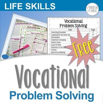 Vocational Problem Solving