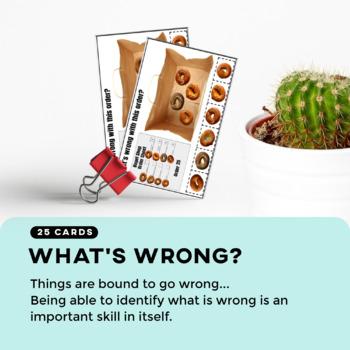 Vocational Skills: Bagel Shop Fill My Order