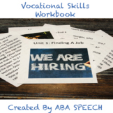 Vocational Skills Workbook