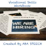 Vocational Skills Workbook
