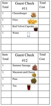 BUNDLE #4 Vocational Task