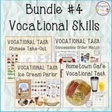 Set #4 Vocational Task Bundle