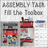 ASSEMBLY TASK Fill the Toolbox