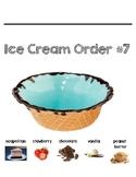 Vocational Task - Ice Cream Bowls