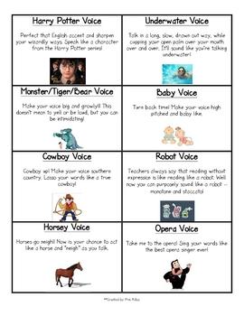 Voice Cards