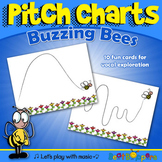 Voice Charts - Buzzing Around Pitch Charts