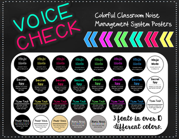Voice Check - A Classroom Noise Level Management System