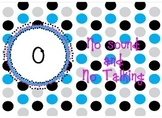 Voice Clip Chart- polka dot