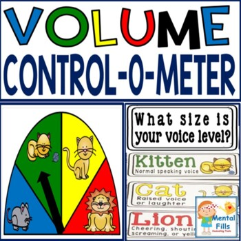 Volume Control-O-Meter : What Size is Your Voice?