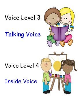Voice Indicators