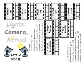 Voice Level 2 MOVIE Scales & Intervals