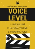 Voice Level