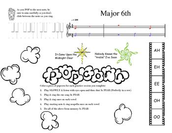 Voice Level 4 MOVIE Scales & Intervals