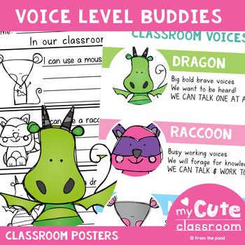 Voice Level Buddies