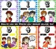 English, Spanish and Dual Language Voice Level Chart - Posters Niveles de Voz