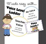 Voice Level Ladder