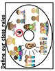 Voice Level Chart Behavior Management and  Classroom Rules