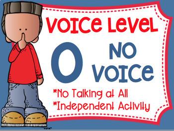 Voice Level Posters Melonheadz Clip Art Class Management