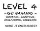 Voice Levels 0-4