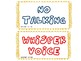 Voice Levels