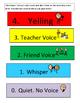 Voice Levels Practice