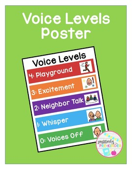 Voice Levels in the Classroom
