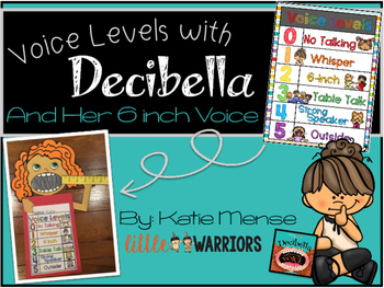Voice Levels with Decibella and Her 6 Inch Voice