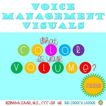 Voice Management Visuals