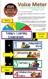 Classroom Management/Technology: Voice Level Meter (8 1/2