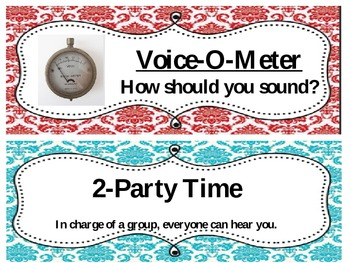 Voice O Meter