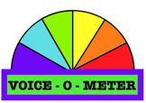 Voice 'O' Meter - Class Noise Levels