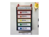 Voice-O-Meter Classroom Noise Management Tool
