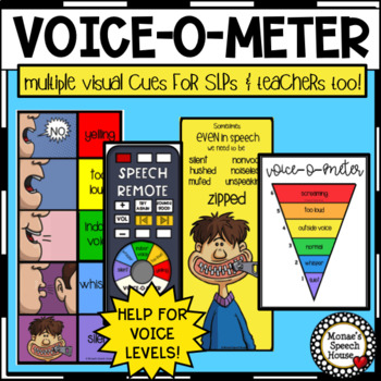 Voice-O-Meter Voice Chart